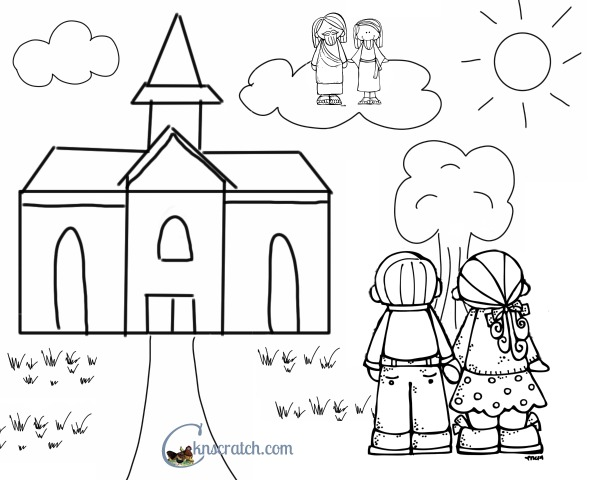 Behold Your Little Ones Lesson 8: Sunday Is a Day to