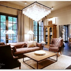Restoration Hardware Living Room Lighting Design Chicago The Gallery At Three Arts Club 3 Cafe Classy Glam
