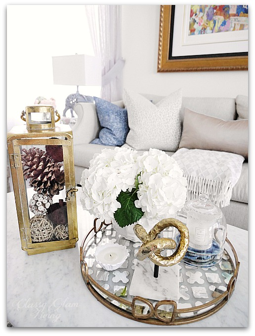 Fall Decor Around The House — Classy Glam Living