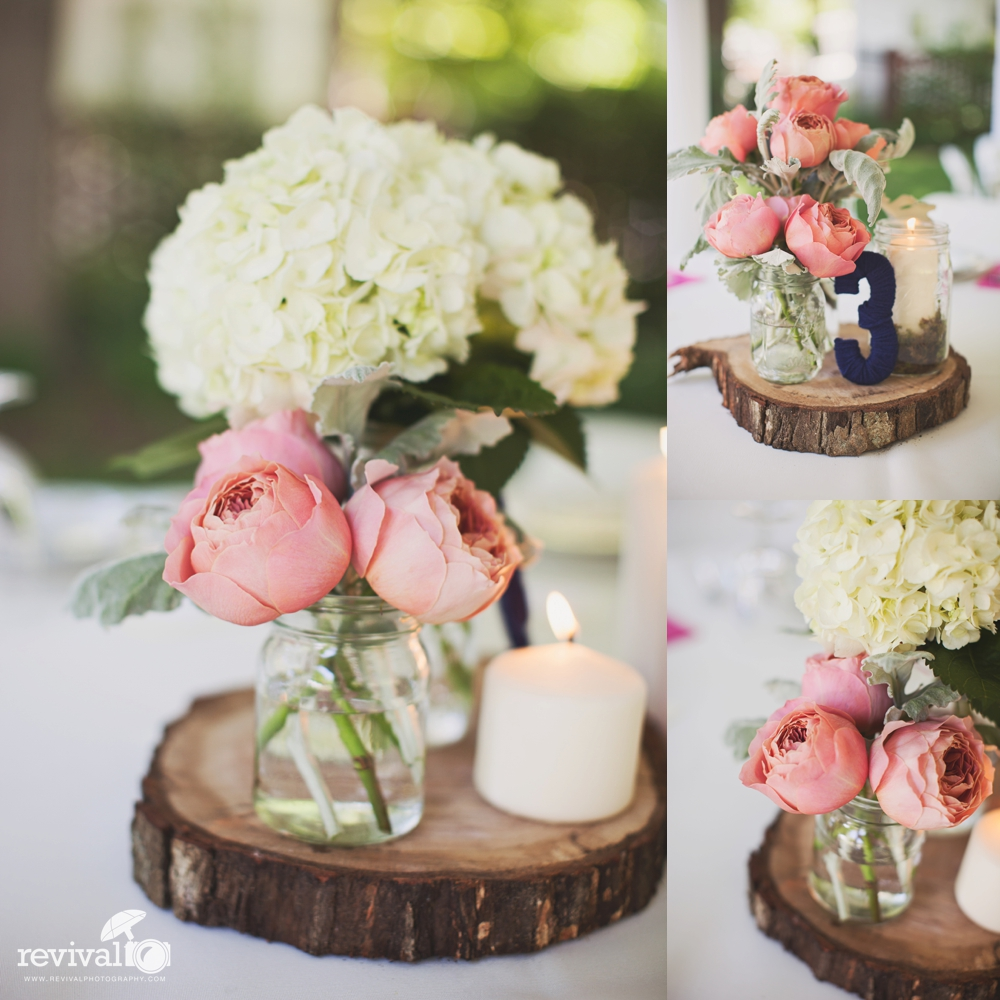 6 Types of Centerpieces for Weddings were kind of in love with  Revival Photography