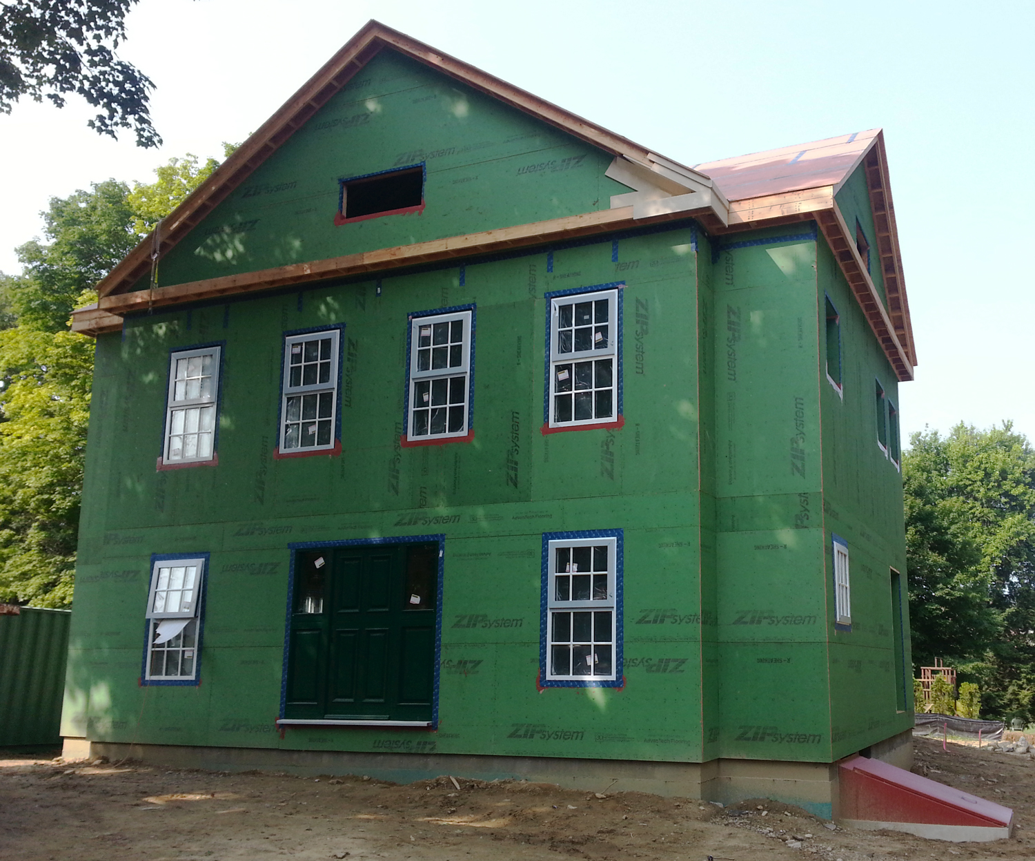 hight resolution of building a new house to be energy efficient is a no brainer but does upgrading an older home make financial sense