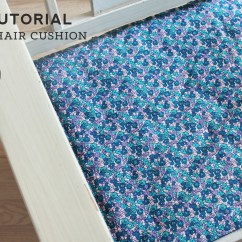 Sewing Patterns For Chair Cushions Electric Diy Tutorial Easy Cushion Sew Simple