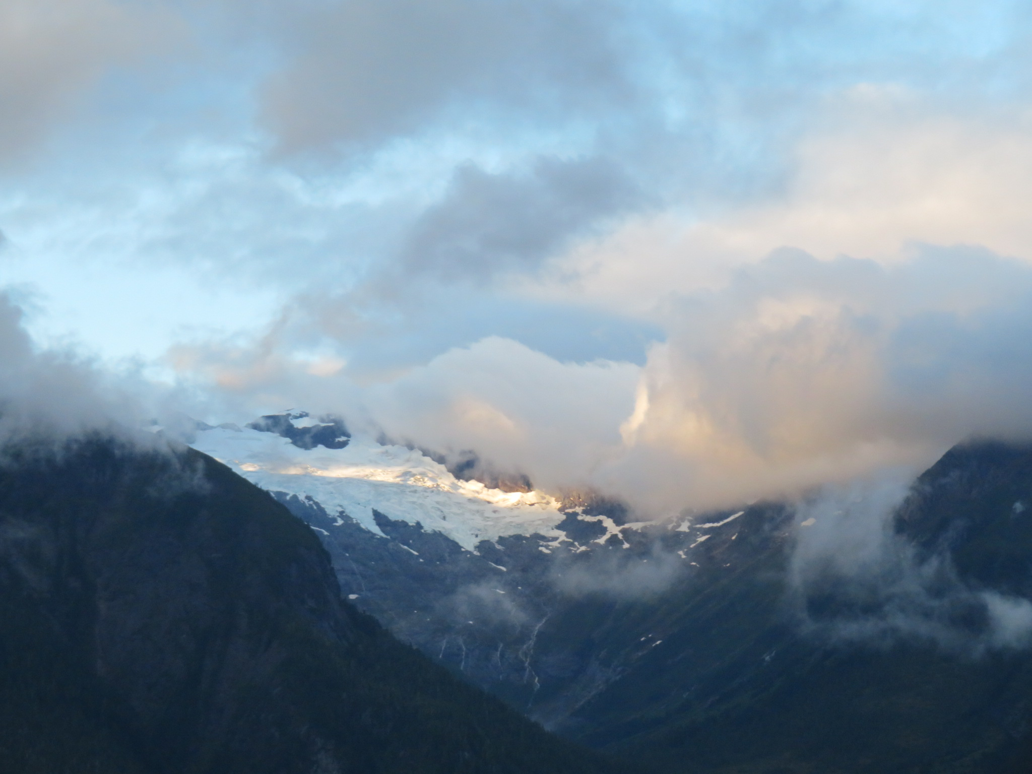 From the ocean floor to ta world of snow and clouds, the coastal range is magical