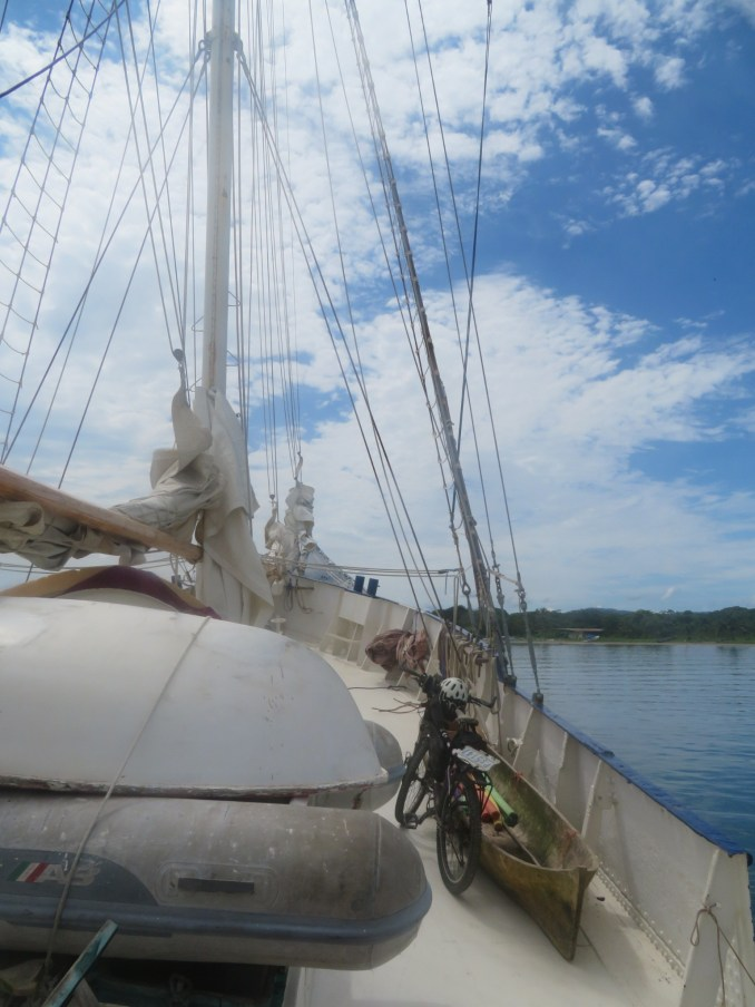 meanwhile, Deadhorse will take a 5 day cruise with the Stahl Ratte - straight to Cartagena