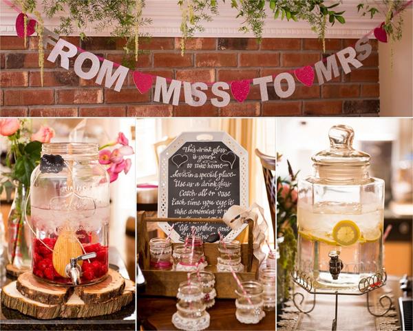 Vintage Wedding Shower Ideas