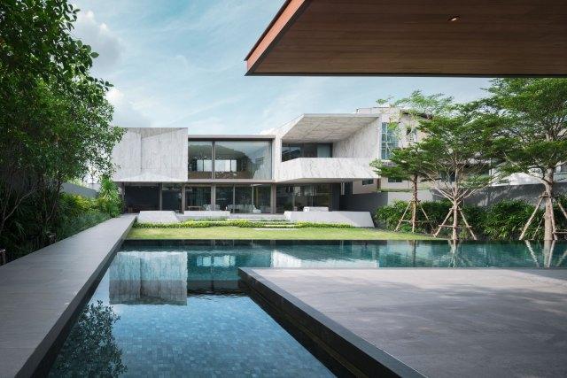 Marble House Tajska