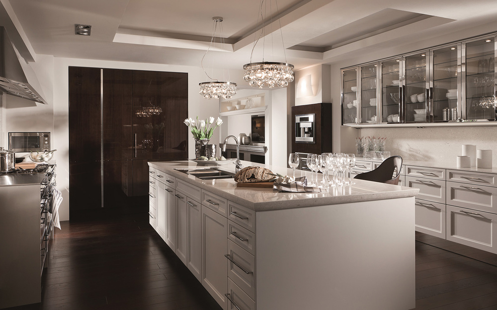 SieMatic BeauxArts 02 Traditional Kitchen Design Was Never So Modern