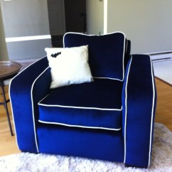 Royal Blue Chairs Dog Grooming Kevin Priestley Chair Flock Interiors Furniture Img 0114 Jpg