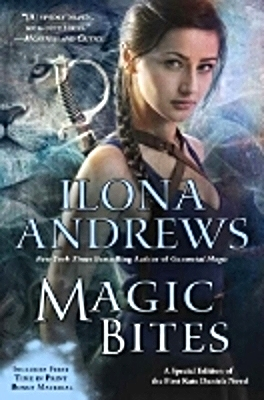 Kate Daniels - Magic Bites (Book #1)
