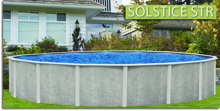 Solstice Str Aboveground Swimming Pools — Oasis Outdoor Of