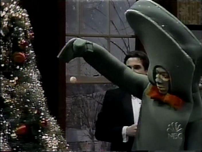 Snl Merry Christmas Dammit