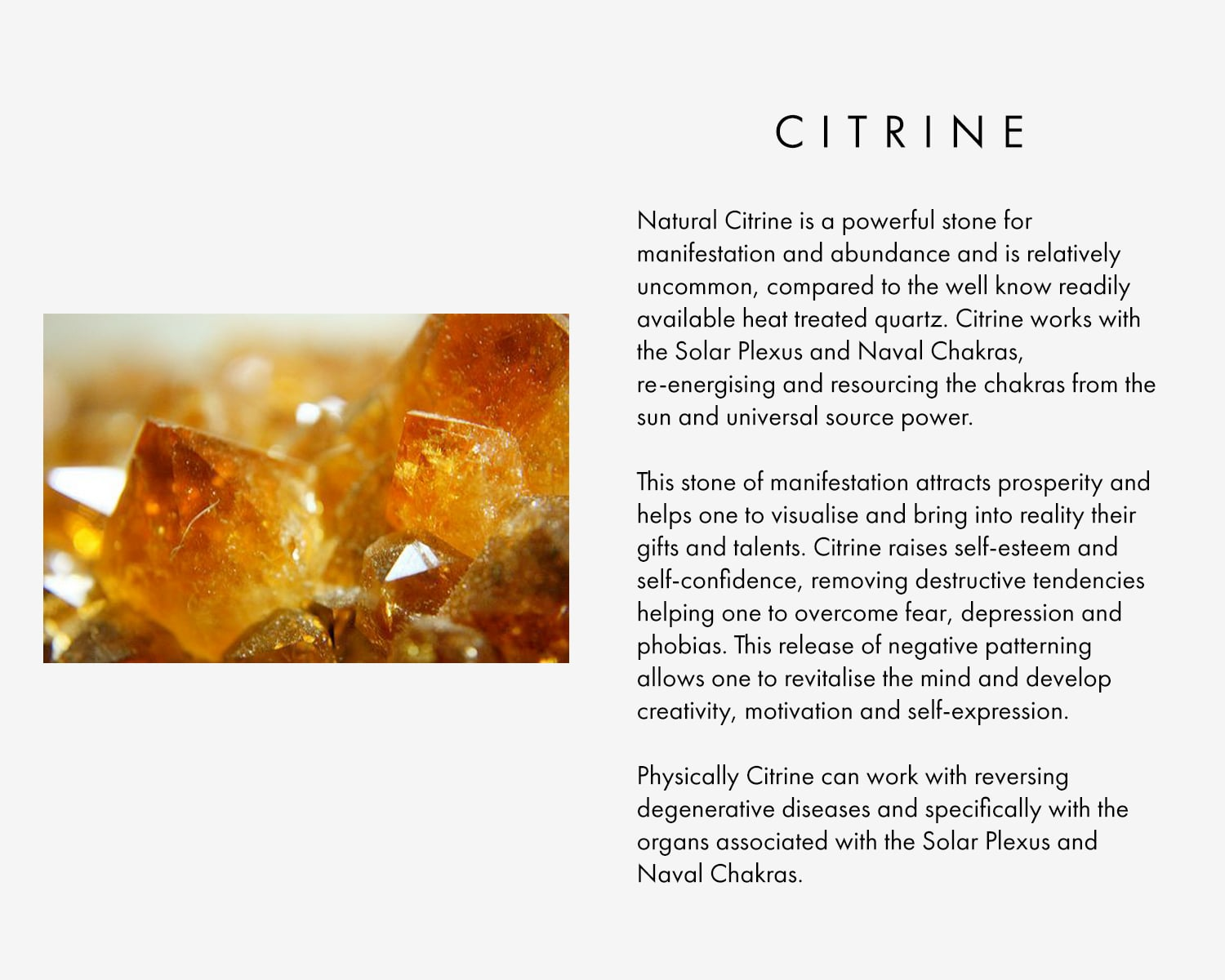 CRYSTAL PROPERTIES  Alchemical Magic