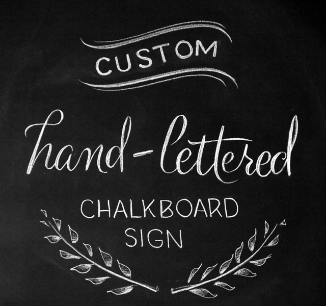 chalkboards suzy richardt lettering