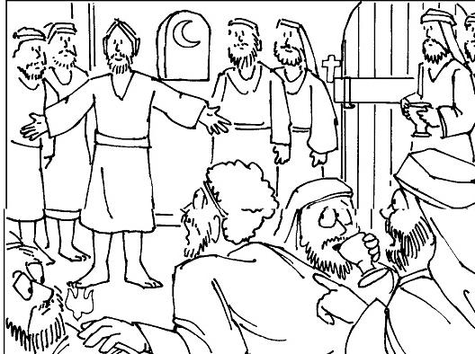 KidZone 4/12/2015 — Christ-St. Paul's