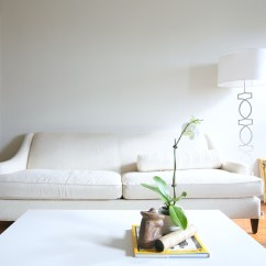 All White Living Room Decor Diy Coffee Table Park Slope I S H K A D E G N Brooklyn Interior Design Project