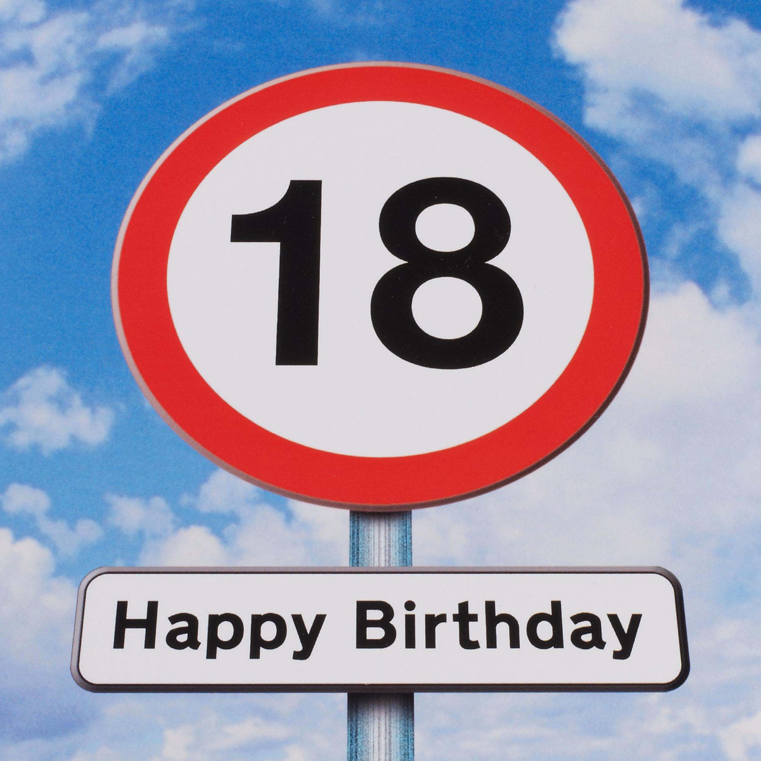 HAPPY 18TH BIRTHDAY DESIGN Q — DESIGN Q
