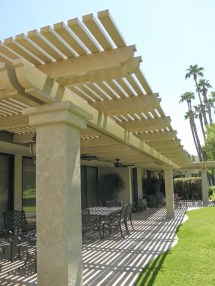 Weatherwood And Aluminum-wood Patio Cover Products