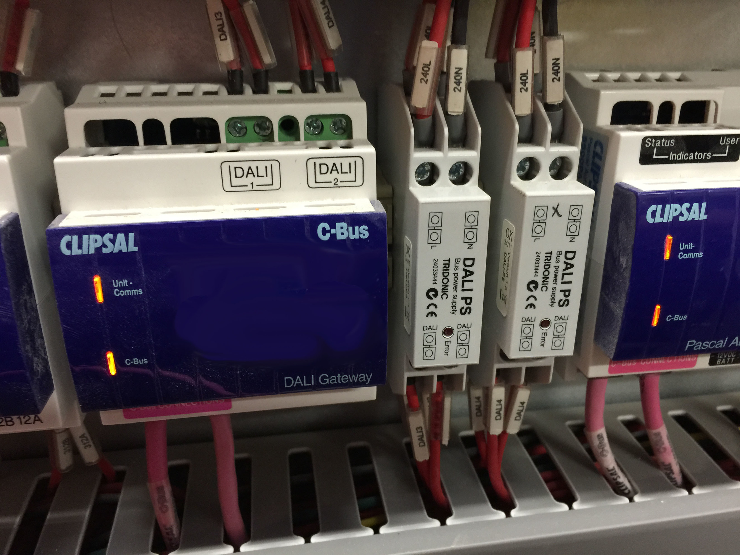 C Bus Wiring System