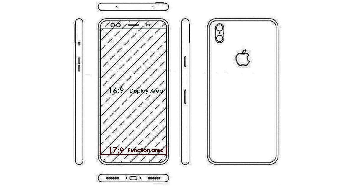 """Serão estes os primeiros desenhos esquemáticos do """"iPhone"""