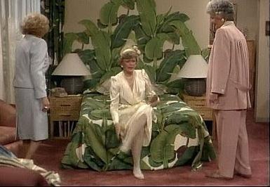 Blanche Devereauxs Fancy Bedroom  Benton Art  Design