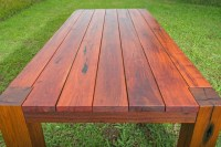 Outdoor dining tables | Custom designs