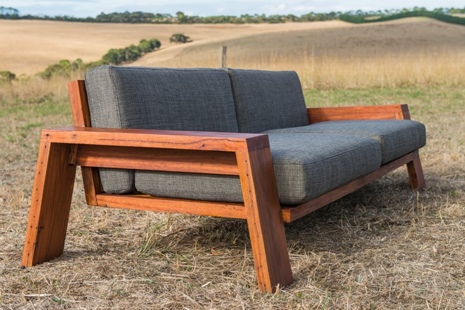 sofa couch brisbane bob furniture new range of indoor and outdoor exposed timber couches