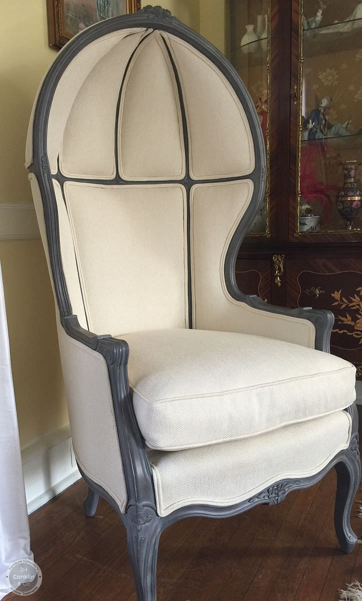 where to get chairs reupholstered pottery barn anywhere porters chair canopy haddonfield nj