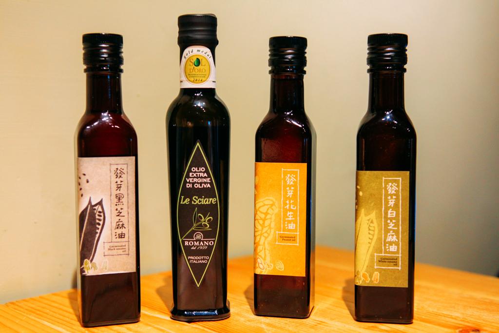 安心家庭橄欖油芝麻油花生油