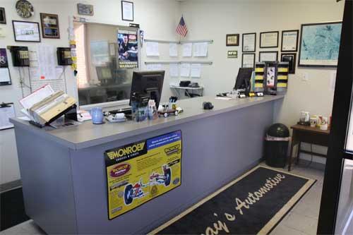 North Richland Hills NRH Auto Repair Shop North
