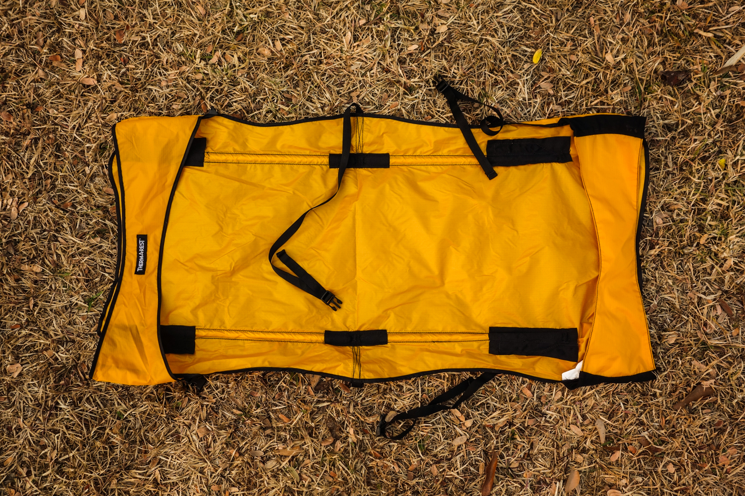 ThermaRest Compack Chair Kit Review  CleverHiker