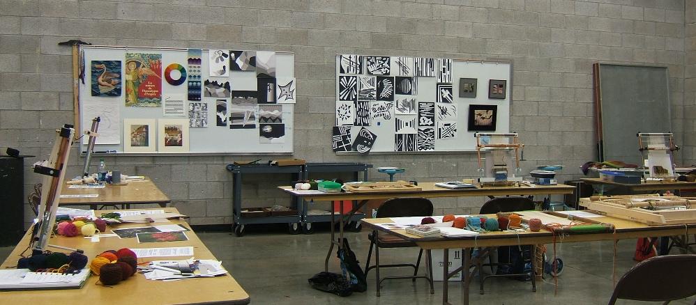 Workshops — Elizabeth Buckley Tapestry Artist
