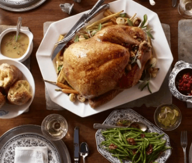 Ways To Approach Holiday Eating