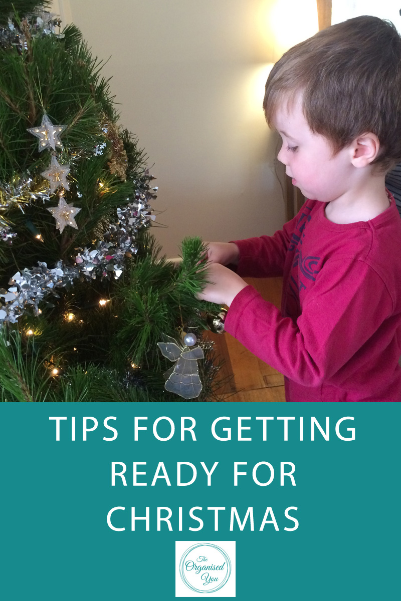 Tips For Getting Ready For Christmas Blog Home