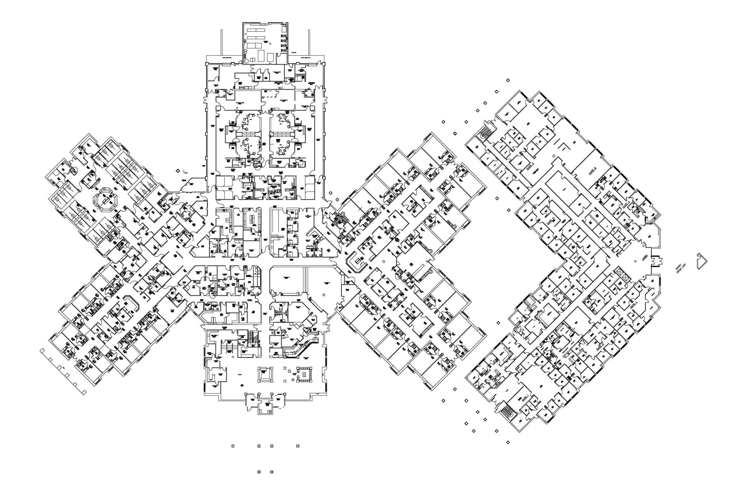 Medical Office Buildings — Pomarico Design Studio