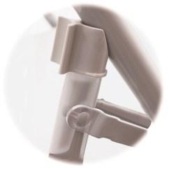 Folding Chair Foot Caps Jacobsen Egg Leather Parts-folding Feet-folding Leg