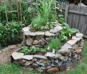 Garden Rockery Design Ideas