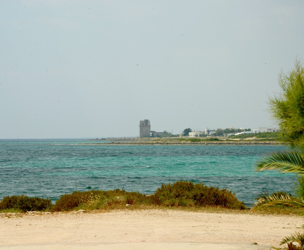 Punta Prosciutto Beach, Puglia