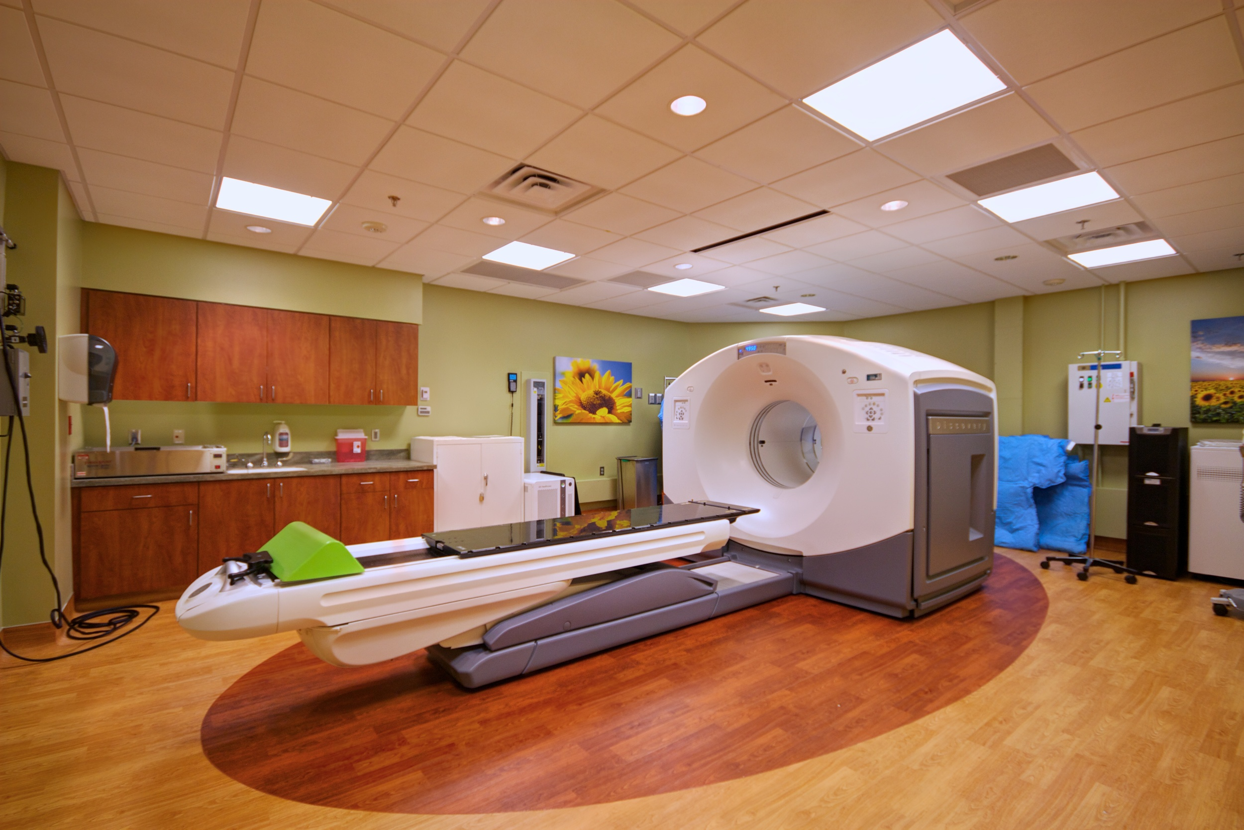 Memorial Hospital PET CT Scan Room  Intergroup Architects