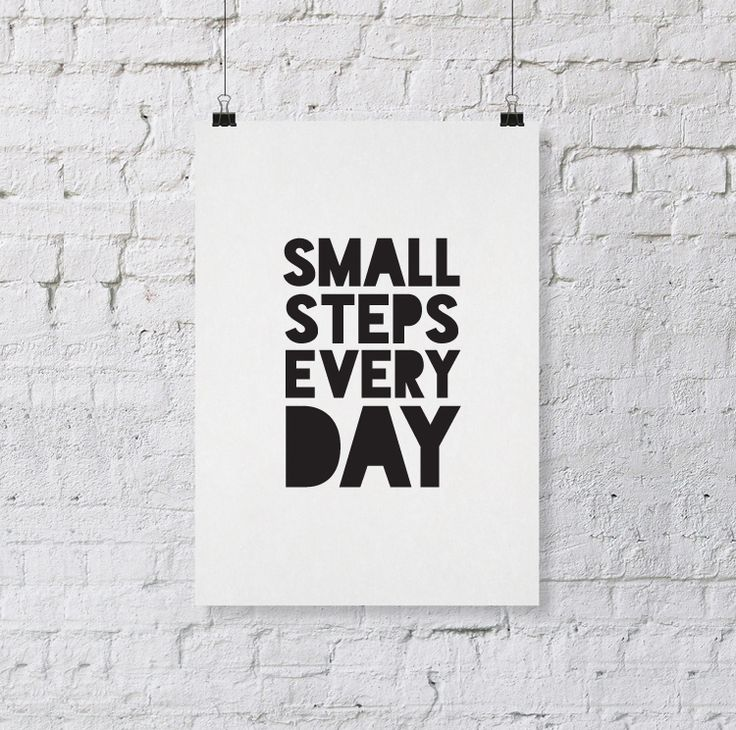 Small Steps, Big Changes. — Dr. Joanna Rosenfeld, ND
