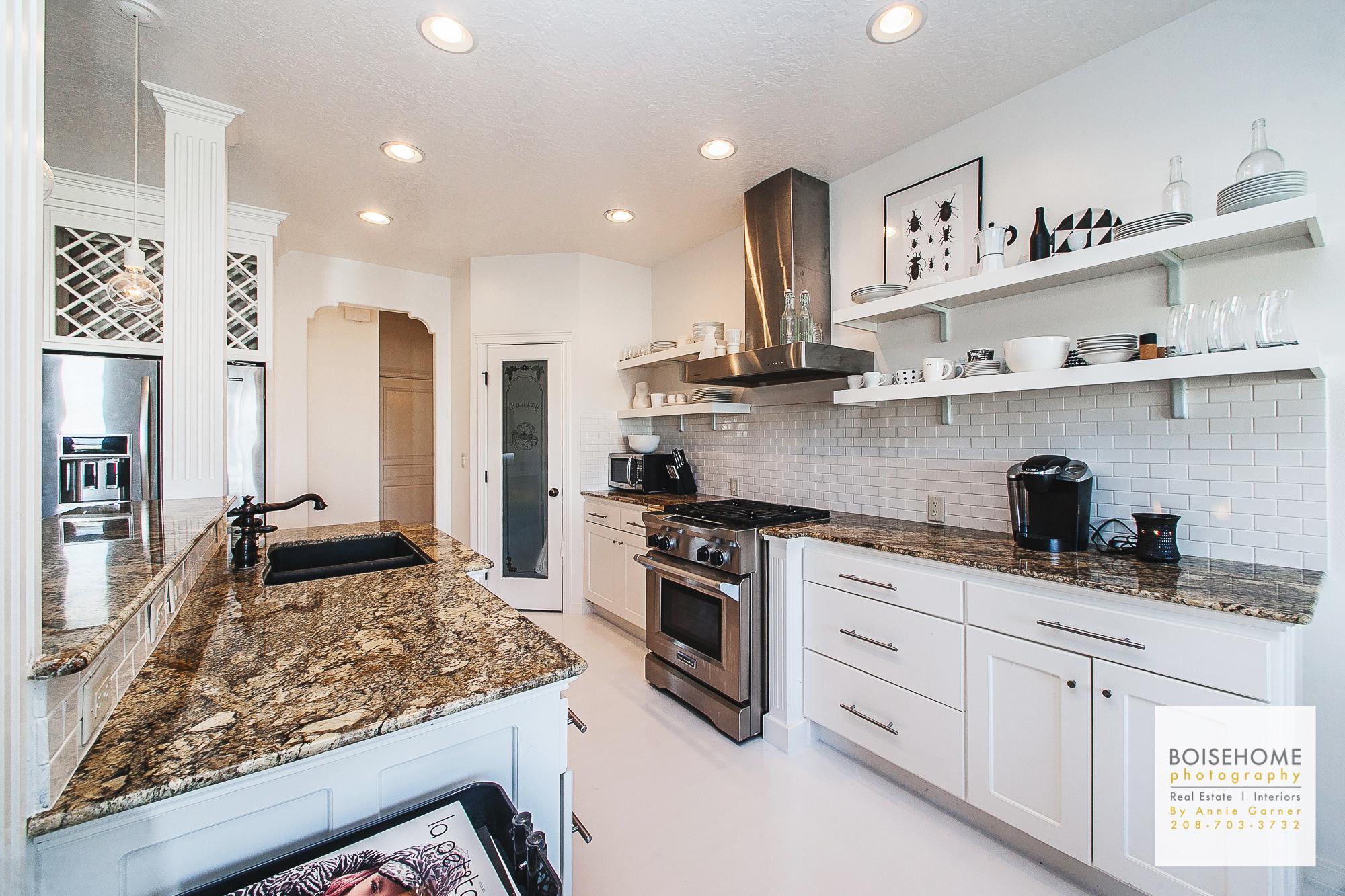 Contemporary Interior Design Meridian Idaho — Boise Home Photography