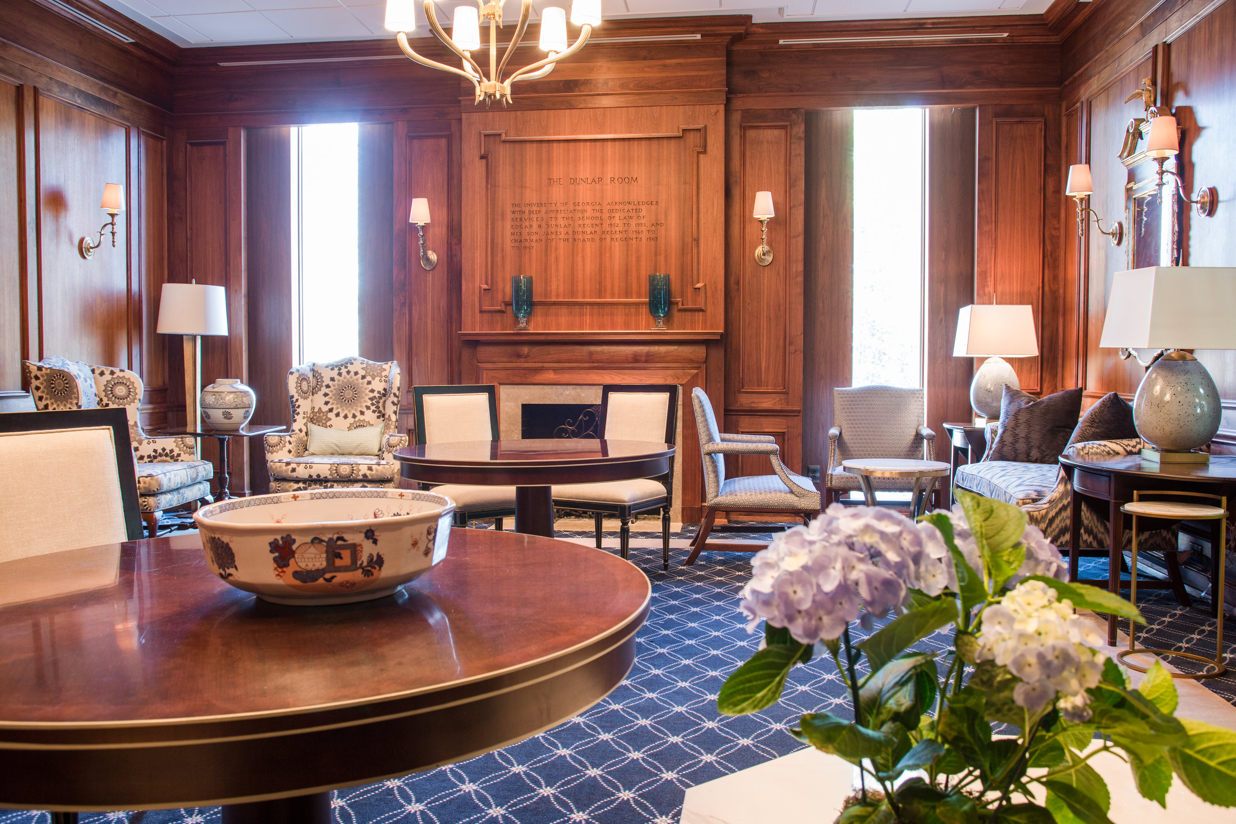 UGA School Of Law — Lisa Ellis Design
