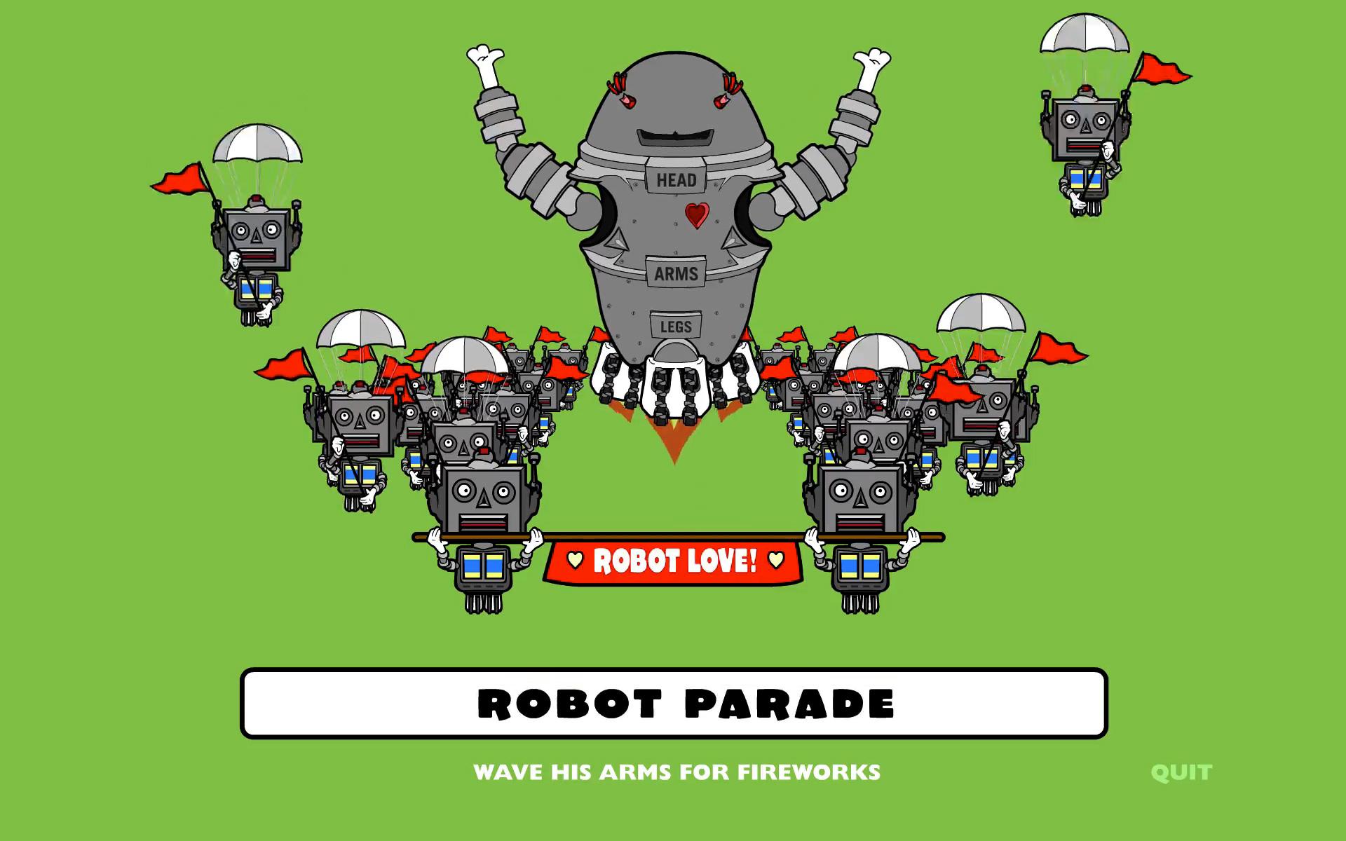 medium resolution of scene from robot parade