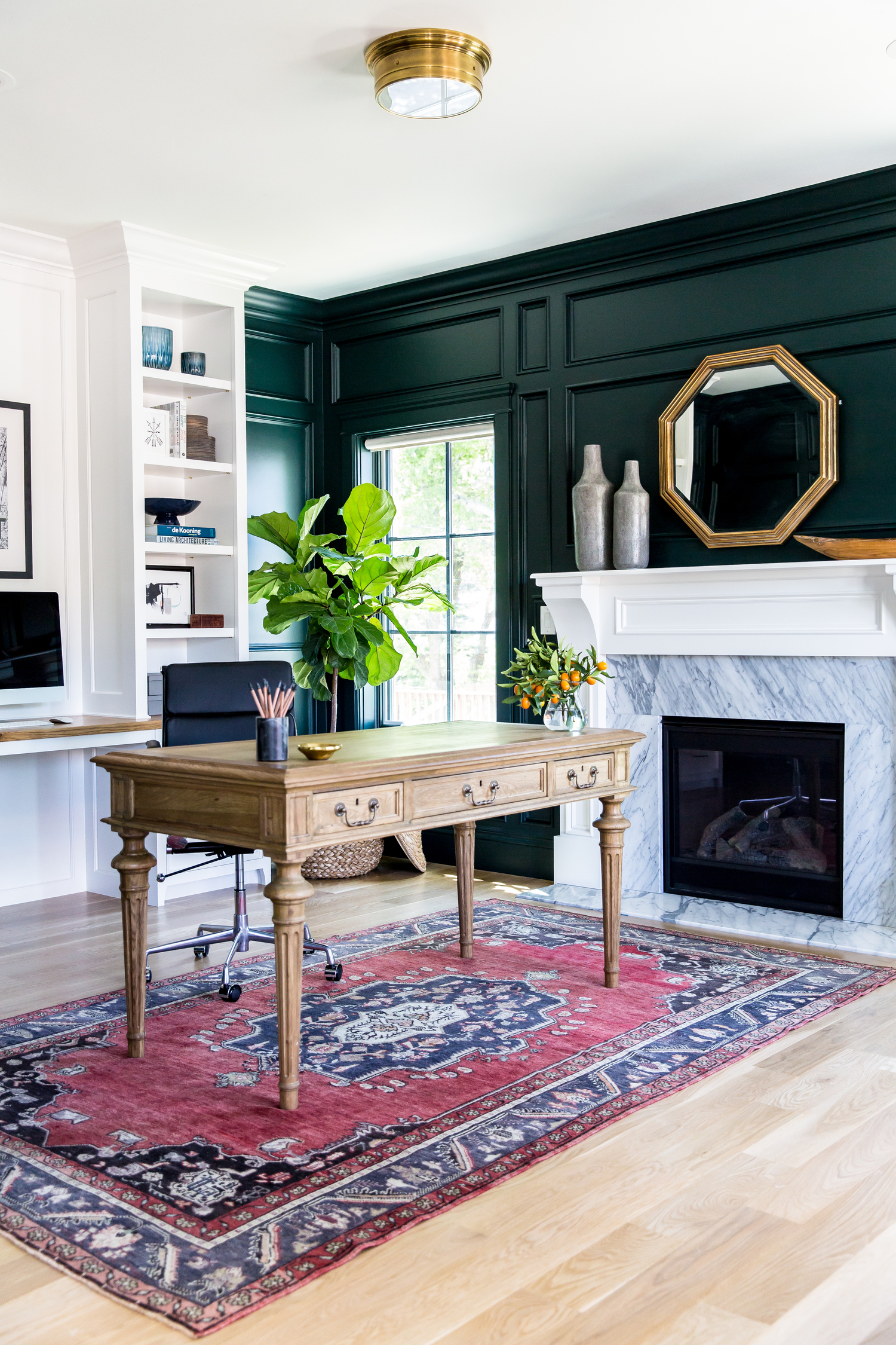 10 Dark Spaces That Will Make You Rethink Those White
