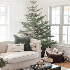 Beautiful Living Rooms At Christmas Room Furniture Layout Dimensions Farmhouse Decor Tree Ideas Boxwood Avenue With Vintage Decorations On Minimal Live From Boxwoodavenue Com