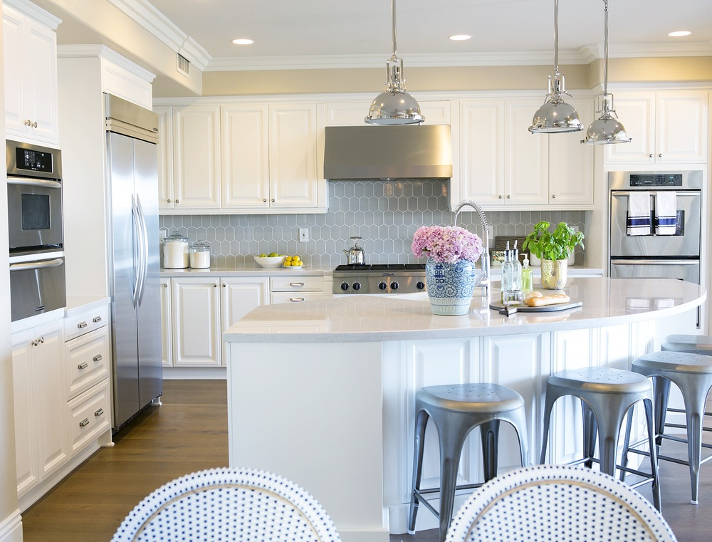 Clean and Bright Kitchen Remodel  STUDIO MCGEE