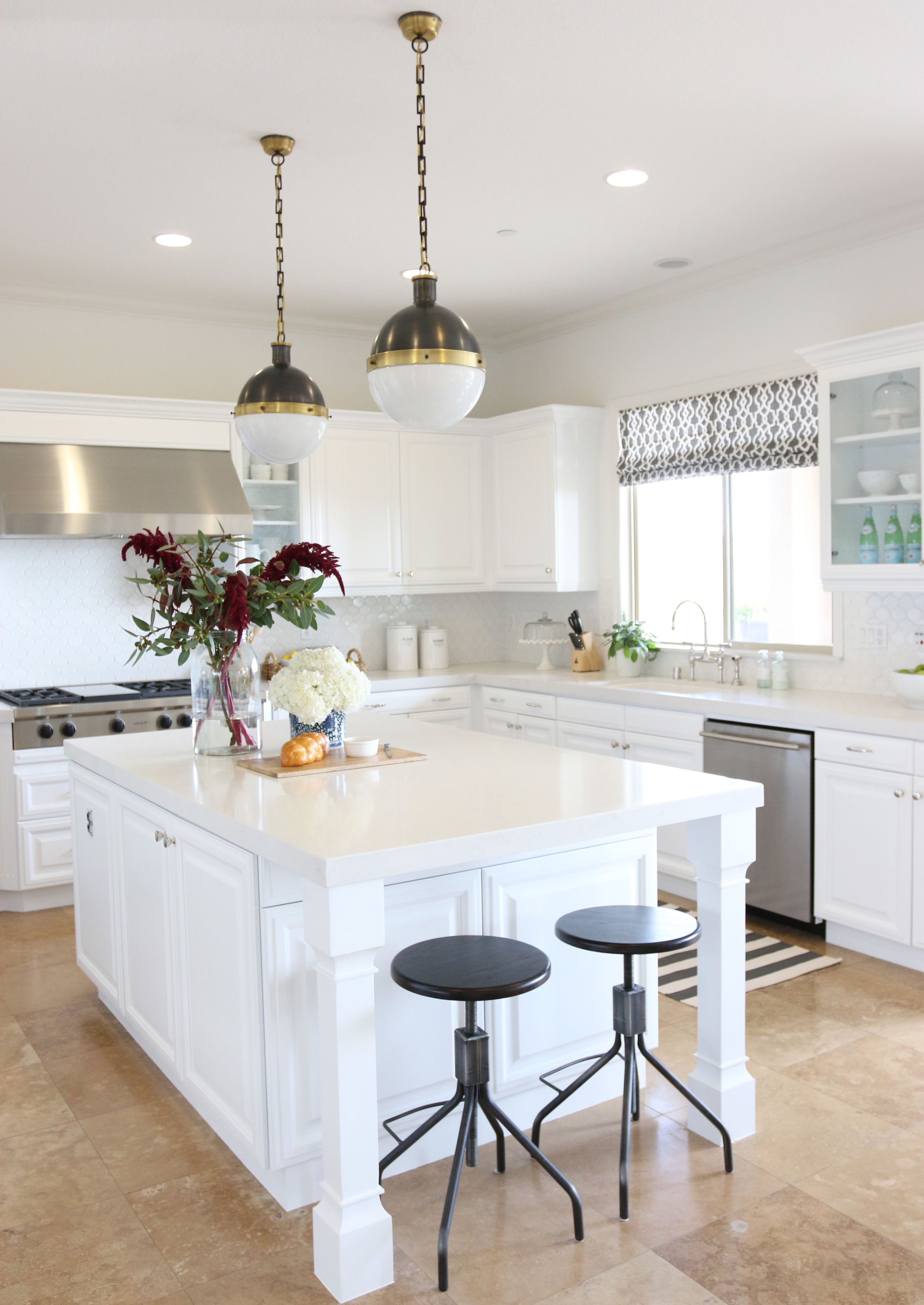 San Clemente Kitchen Makeover Before After