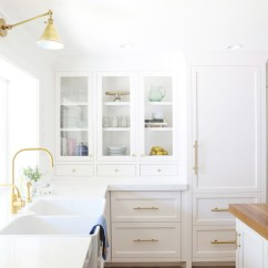 Gold Kitchen Countertops Prices Before And After Robin Road Remodel Studio Mcgee White 14 Jpg