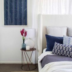 Paint Colors For Living Room Dining And Kitchen Check Curtains Ideas 4 Ways To Style Your Bed — Studio Mcgee