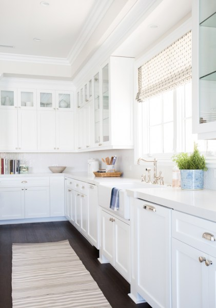 coastal kitchens with white cabinets Combinations for a Coastal Kitchen