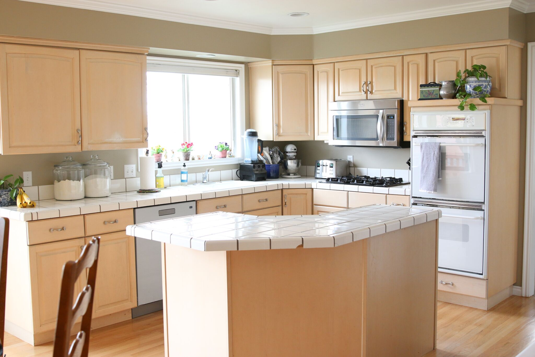 kitchen remodel pictures bosch mixer evergreen reveal